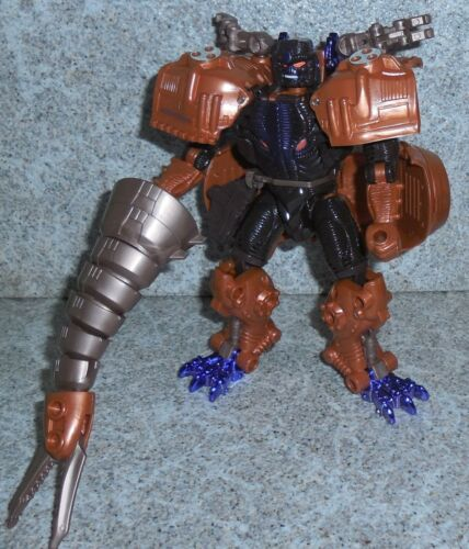Transformers Beast Wars Megatron complet Mega T-Rex Figure