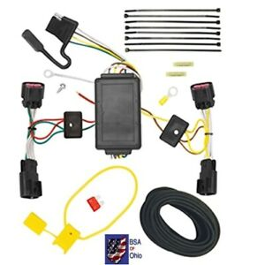 Trailer-Hitch-Wiring-Tow-Harness-For-Chevrolet-Equinox-2014-2015-2016-2017