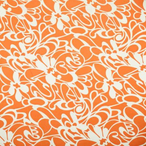 Premium Quality Luxury Floral Printed Fabric Flowers Material