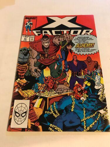 Jun 1989, Marvel X-Factor #41
