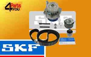 SKF-Water-Pump-Timing-Cam-BELT-KIT-NEW-BEETLE-PASSAT-POLO-SHARAN-1-9-2-0-TDI