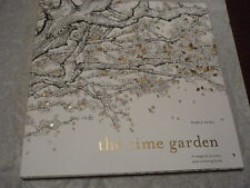 The Time Garden: A Magical Journey adult Coloring Book  by Daria Song