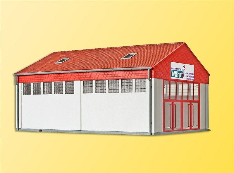 Kibri h0 39215 mercado de bebidas