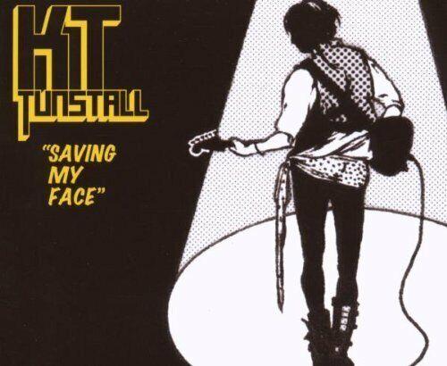 KT Tunstall Saving my face  [Maxi-CD]