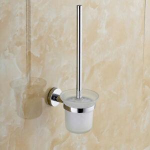 Details Zu Bürstenhalter Wc Garnitur Klobürste Toilettenbürste Wandmontage Messing Chrom De