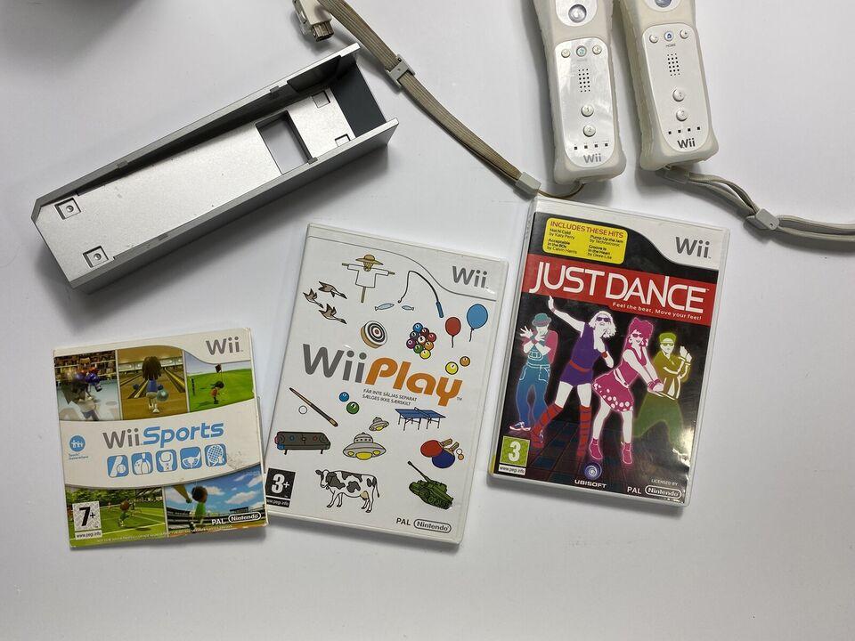 Nintendo Wii, Wii sportspakke