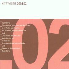 Kitty-Yo Int. 2002.02 (digi) Taylor Savvy, Gonzales, Louie Austen feat. P.. [CD]