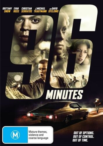 1 of 1 - 96 Minutes NEW R4 DVD
