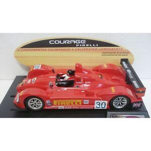 SCX Scalextric Slot Spirit 0601201 Courage Pirelli Nº 30