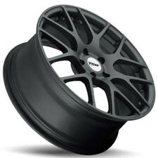 4 19 Staggered Tsw Wheels Nurburgring Matte Gunmetal Rotary Forged B2 Fits 2012 Jeep Grand Cherokee