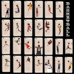 Nuovo-Nba-Custodia-Flessibile-iPhone-case-Kobe-Bryant-Lebron-James-Jordan