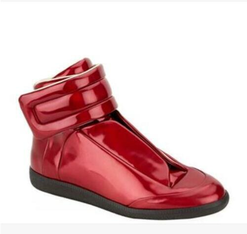 uomo in vera alte Sneakers Scarpe strada 11 da Casual sportive Us6 pelle da deWQrxCoEB