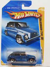 HOT WHEELS 2009 NEW MODELS VOLKSWAGEN TYPE 181 BLUE