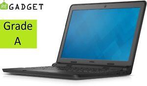 CHROMEBOOK-Dell-LAPTOP-Notebook-4GB-Intel-16GB-ssd-HDMI-Webcam-WiFi-Chrome-OS-HD