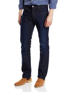Wrangler-New-Mens-Arizona-Stretch-Regular-Fit-Jeans-Cool-Morning-Dark-Blue-Denim