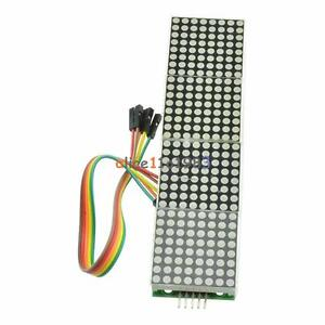MAX7219-Dot-led-matrix-MCU-control-LED-Display-module-for-Arduino-Raspberry-Pi