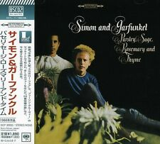 Simon & Garfunkel - Parsley Sage.Rosemary & Thyme [New CD] Blu-Spec CD 2, Japan
