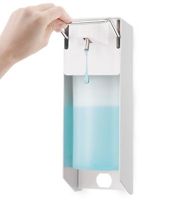 Seifenspender Wandmontage Desinfektionsmittelspender Eurospender 1000//500 ml