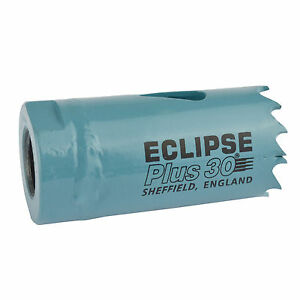 ECLIPSE 17mm HOLESAW ECLIPSE PLUS 30 HSS BI METAL WOOD PLASTIC METAL HOLE SAW - <span itemprop=availableAtOrFrom>BIRMINGHAM, West Midlands, United Kingdom</span> - Returns accepted Most purchases from business sellers are protected by the Consumer Contract Regulations 2013 which give you the right to cancel the purchase within 14 d - BIRMINGHAM, West Midlands, United Kingdom