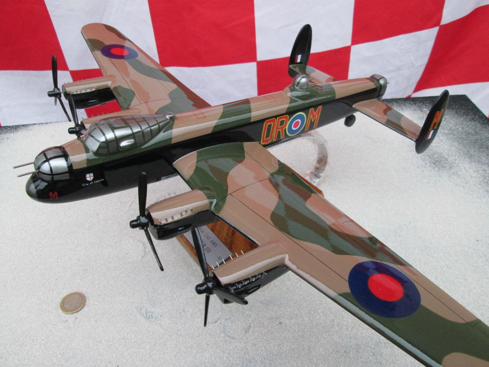 Lancaster 683 Bomber Woodmodel Riesig   Avion   Aircraft  Aerai   YakAir  | Sale Deutschland