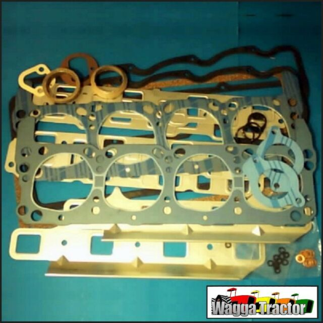Vrs4456 VRS Gasket Set Kit International Acco Truck W IH 345 V8 Petrol  Engine