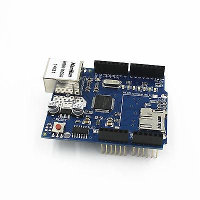 1* Ethernet Shield module W5100 Micro Board for Arduino 2009 UNO Mega 1280 2560