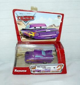 Disney-Pixar-Cars-Ramone-Pullbax-Motor-Die-Cast-Toy-Car-1-55-Scale