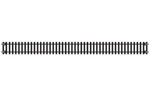LIMA-HORNBY-H0-1-87-BINARIO-DRITTO-DOPPIO-335-mm-CONFEZIONE-DA-6-PEZZI-R601