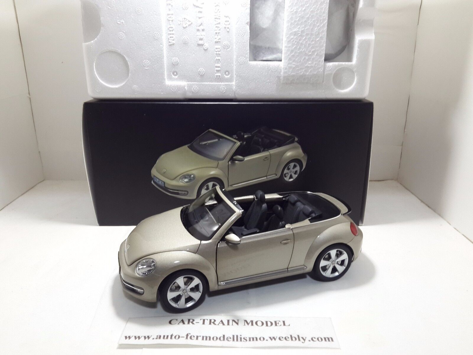 Porta Oggetti Volkswagen.Volkswagen Beetle Cabriolet 1 18 18 1 18 1 Kyosho