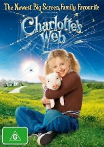 Nickelodeon-Charlotte-039-s-Web-DVD-2007-Brand-New-Sealed-R4