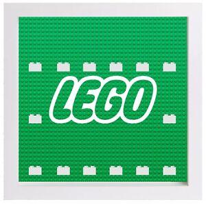 Minifigure Display Frame Lego Hidden Side minifigs figures