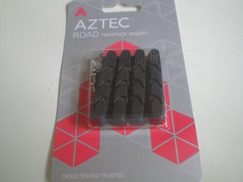 Aztec Road brake pad inserts x4