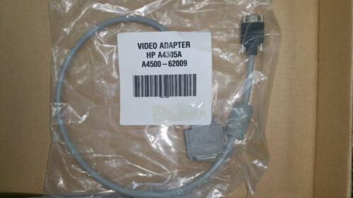 HP A4305A A4500-62009  NEW VIDEO ADAPTER    DP1
