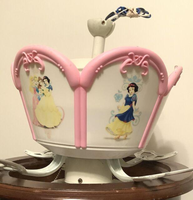 Disney Princess Cinderella Ceiling Fan