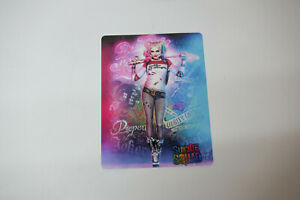 SUICIDE SQUAD harley quinn - Steelbook Magnet Cover (NOT LENTICULAR)