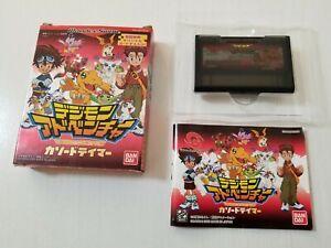 Bandai WonderSwan Digimon Cathode Tamer Japan 0605A1