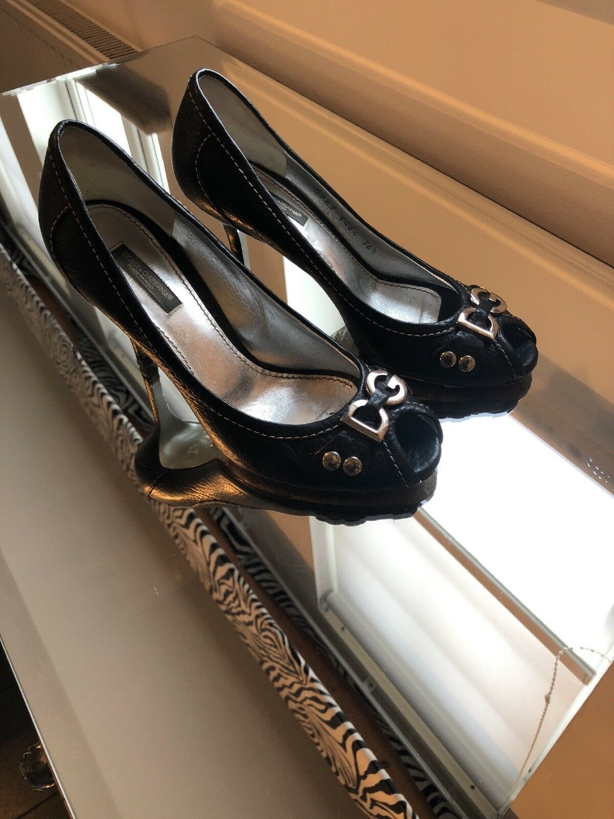 Dolce And And And Gabanna Schuhes 36 8833b5