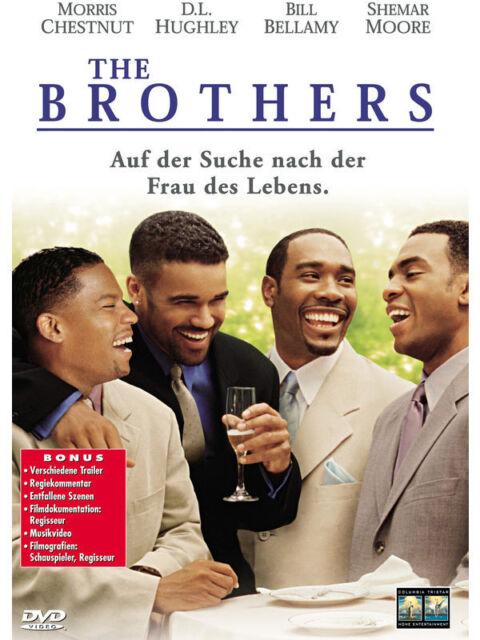 The Brothers - Auf der Suche nach der Frau des Lebens - DVD - Shemar Moore