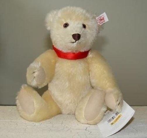 STEIFF    ANNIVERSARY TEDDY BEAR 2003  EAN 671043 CELEBRATING 100 YEARS OF BEARS