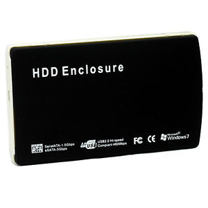 BLACK-2-5-034-SATA-TO-USB-HARD-DRIVE-XBOX-LAPTOP-CADDY-HDD-CASE-ENCLOSURE-UK-STOCK
