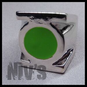 DC-Comics-Universe-Green-Lantern-Official-Movie-Metal-Silver-Power-Ring-Size-12