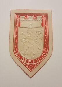 ELBERFELD-Siegelmarke-Vignette-9352-1