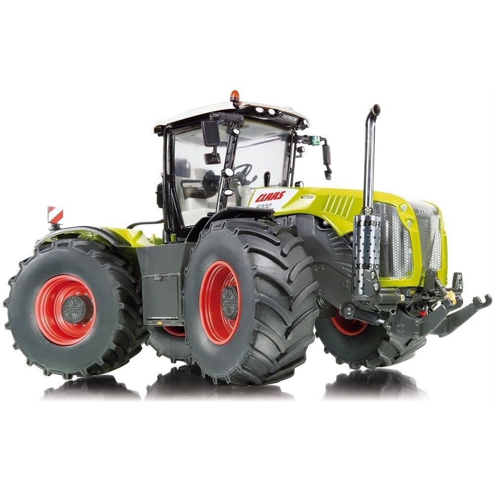 1 32 Wiking Claas Xerion Traktor