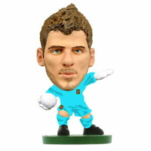 David De Gea Spain Euro Cup SoccerStarz Mini 2 Inch Figure Officially Licensed