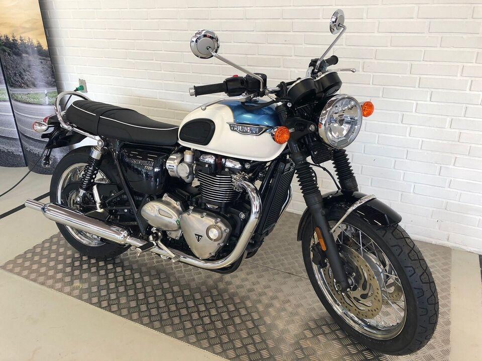 Triumph, Bonneville T120, ccm 1200