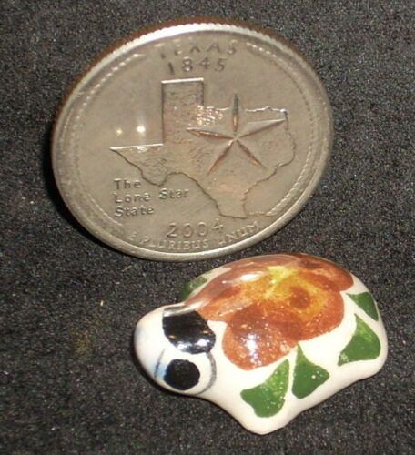Tonala Pottery Turtle 1:12 TC401 1 Mexican Import vary Dollhouse Miniature