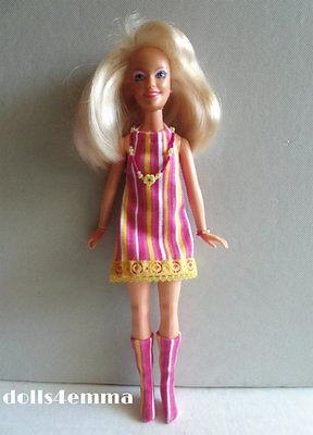 Hasbro Vintage JEM handmade custom fashion DRESS BOOTS & JEWELRY clothes NO DOLL