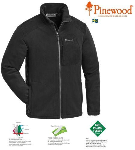 PINEWOOD® Wildmark Membran Fleece Jacke