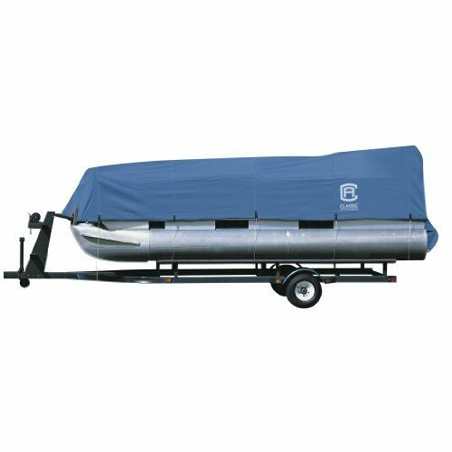 classeic accessories 2015109050100 Stellex Pontoon Boat Cover modello B