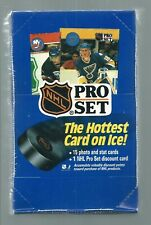 3 Factory Boxes. NHL Pro Set Hockey Cards 1990 Series 1 MINT